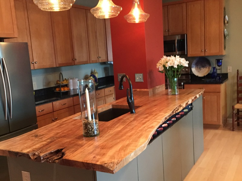 Check Out Our Gallery Of Finished Urban Timber Projects From Tables To Counter Tops