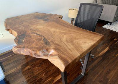 Live Edge Magnolia Desk 2
