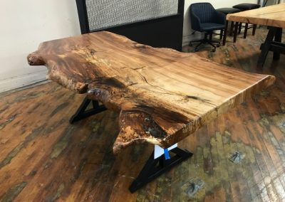Live Edge Magnolia Dining Table